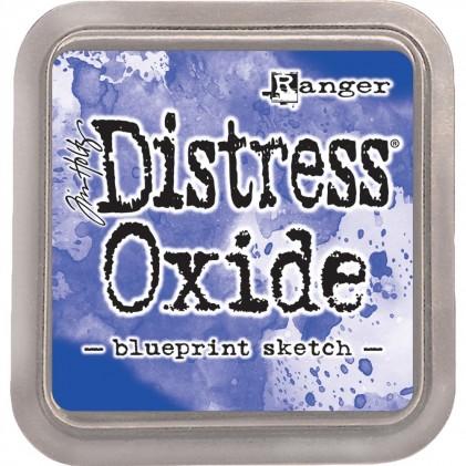 Ranger Distress Oxide Stempelkissen - Blueprint Sketch