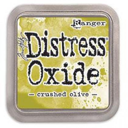 Ranger Distress Oxide Stempelkissen - Crushed Olive