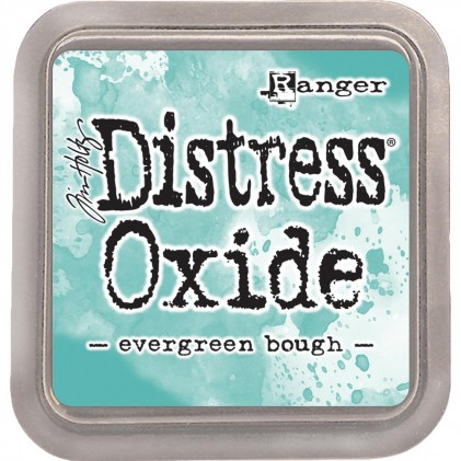 Ranger Distress Oxide Stempelkissen - Evergreen Bough