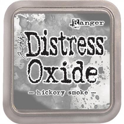 Ranger Distress Oxide Stempelkissen - Hickory Smoke