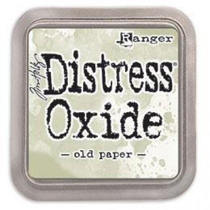 Ranger Distress Oxide Stempelkissen - Old Paper