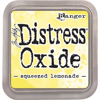 Ranger Distress Oxide Stempelkissen - Squeezed Lemonade