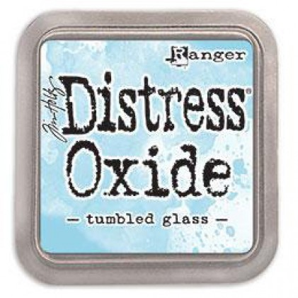 Ranger Distress Oxide Stempelkissen - Tumbled Glass