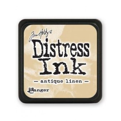 Ranger Distress Mini Stempelkissen - Antique Linen