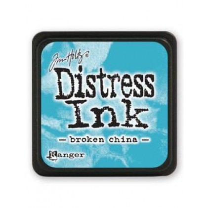 Ranger Distress Mini Stempelkissen - Broken China