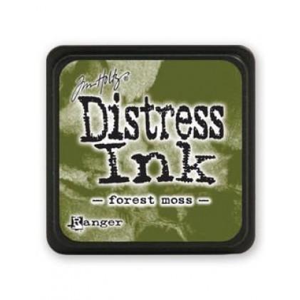 Ranger Distress Mini Stempelkissen - Forest Moss