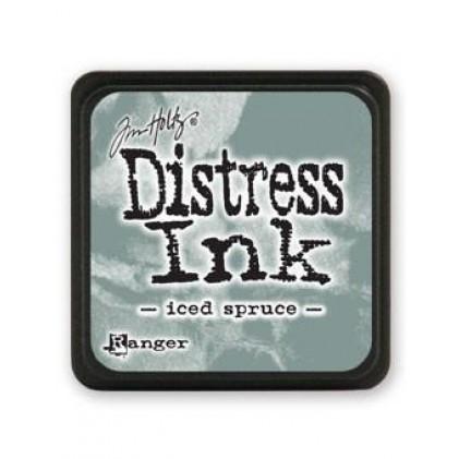 Ranger Distress Mini Stempelkissen - Iced Spruce