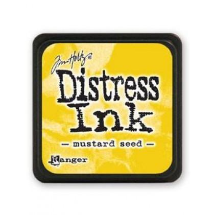 Ranger Distress Mini Stempelkissen - Mustard Seed