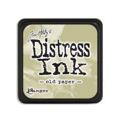 Ranger Distress Mini Stempelkissen - Old Paper