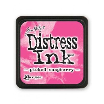 Ranger Distress Mini Stempelkissen - Picked Raspberry