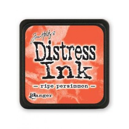 Ranger Distress Mini Stempelkissen - Ripe Persimmon
