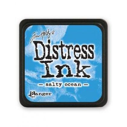 Ranger Distress Mini Stempelkissen - Salty Ocean