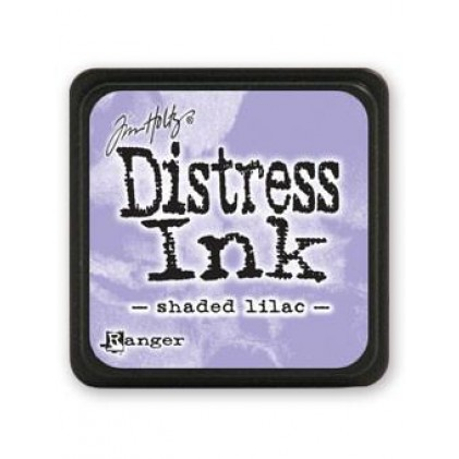 Ranger Distress Mini Stempelkissen - Shaded Lilac