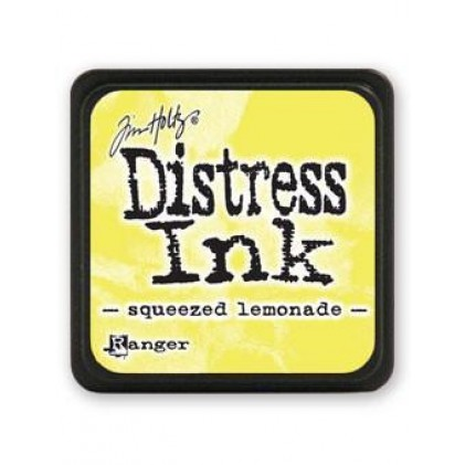 Ranger Distress Mini Stempelkissen - Squeezed Lemonade