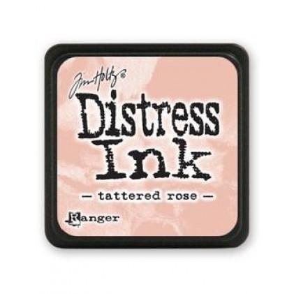 Ranger Distress Mini Stempelkissen - Tattered Rose