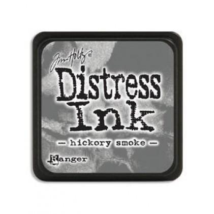 Ranger Distress Mini Stempelkissen - Hickory Smoke
