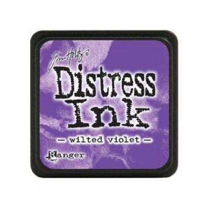 Ranger Distress Mini Stempelkissen - Wilted Violet