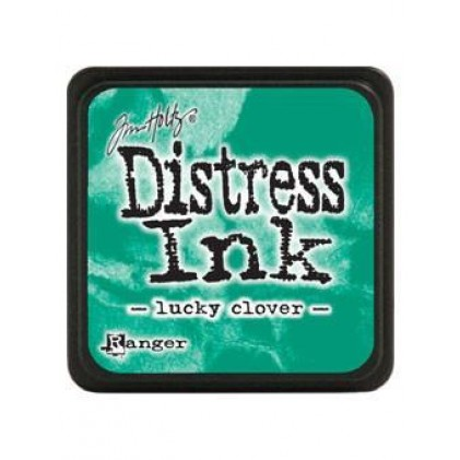 Ranger Distress Mini Stempelkissen - Lucky Clover