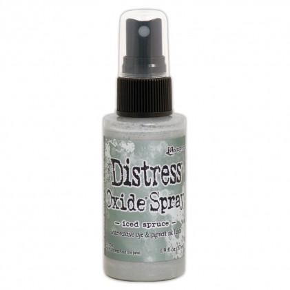 Ranger Distress Oxide Spray - Iced Spruce