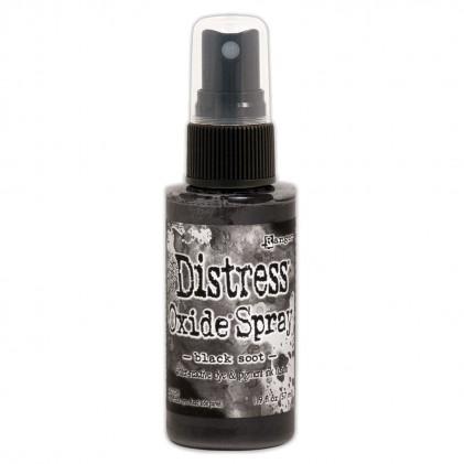 Ranger Distress Oxide Spray - Black Soot