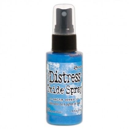 Ranger Distress Oxide Spray - Salty Ocean