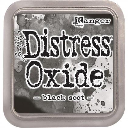 Ranger Distress Oxide Stempelkissen - Black Soot