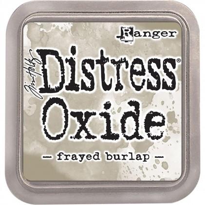 Ranger Distress Oxide Stempelkissen - Frayed Burlap