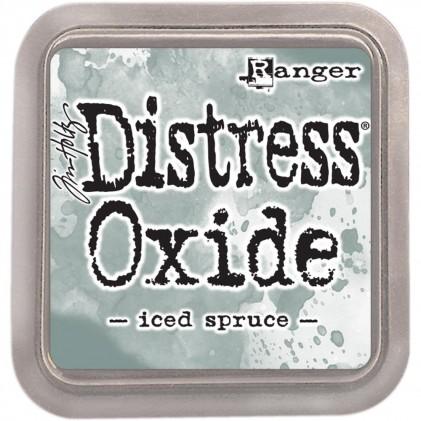 Ranger Distress Oxide Stempelkissen - Iced Spruce
