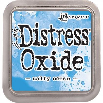 Ranger Distress Oxide Stempelkissen - Salty Ocean