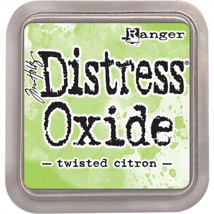 Ranger Distress Oxide Stempelkissen - Twisted Citron