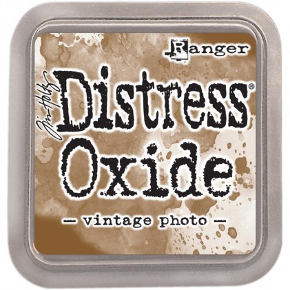 Ranger Distress Oxide Stempelkissen - Vintage Photo