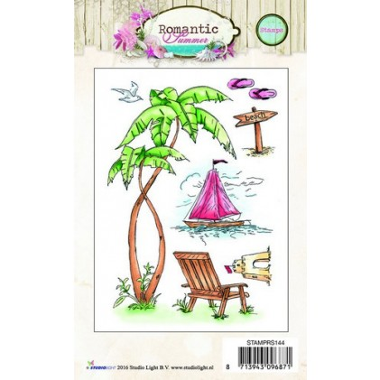 Studio Light Clear Stamps - Am Strand