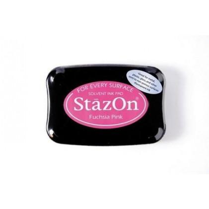 StazOn Stempelkissen - Fuchsia Pink