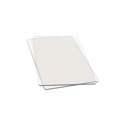 Sizzix Sidekick Ersatzplatten 12,4 x 6,4 cm