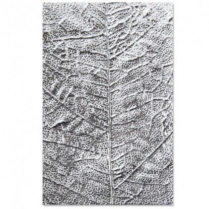 Sizzix 3D Embossing Folder Prägeschablone - Leaf Veins