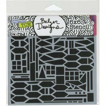 crafter 39 s workshop template 6x6 bauhaus bei karten kunst. Black Bedroom Furniture Sets. Home Design Ideas
