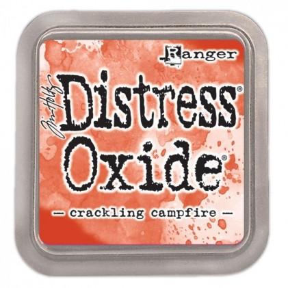 Ranger Distress Oxide Stempelkissen - Crackling Campfire