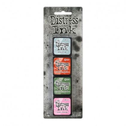 Distress Mini Ink Stempelkissen Kit #16