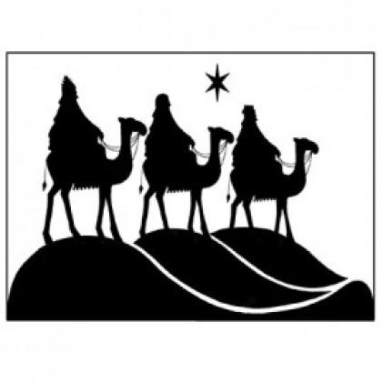 Lavinia Stamps - Three Kings