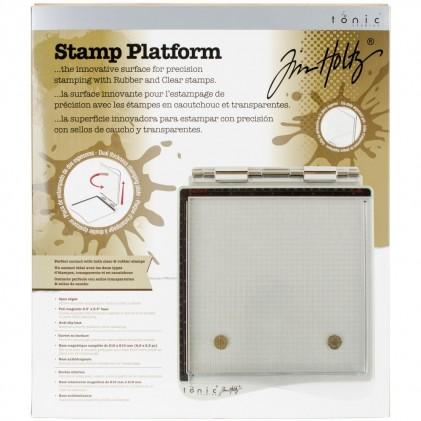 Tim Holtz Stamp Platform Stempelsetzer