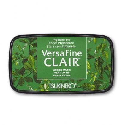 VersaFine Pigment Stempelkissen - Vivid Green Oasis