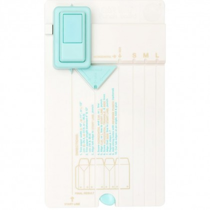 Gift Bag Punch Board von We R Memory Keepers