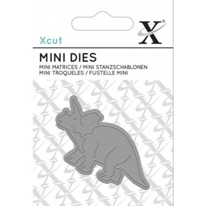 Xcut Mini Die Triceratops