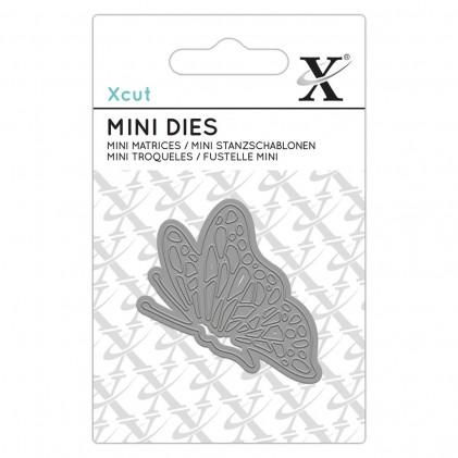 Xcut Mini Die Detailed Butterfly
