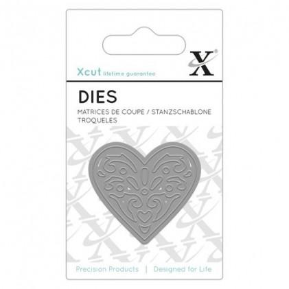 Xcut Dinky Die Heart