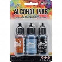 Adirondack Alcohol Inks - 3er Set Miners Lantern