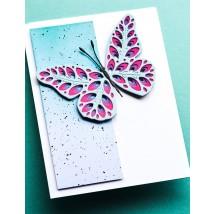 Birch Press Stanzschablone - Eloquent Butterfly Layer