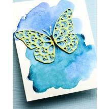 Birch Press Stanzschablone - Glimmer Butterfly Layer