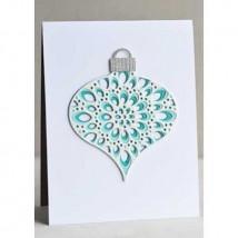 Birch Press Stanzschablone - Radiant Ornament Layer Set