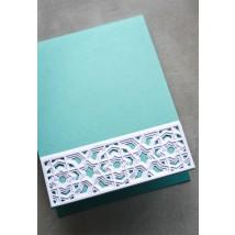 Birch Press Stanzschablone - Mini Grandiose Bevel Plate Layer Set